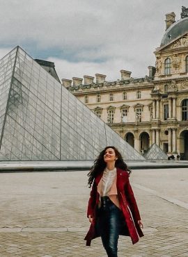 Paris – spring, 2016: Louvre, day 2
