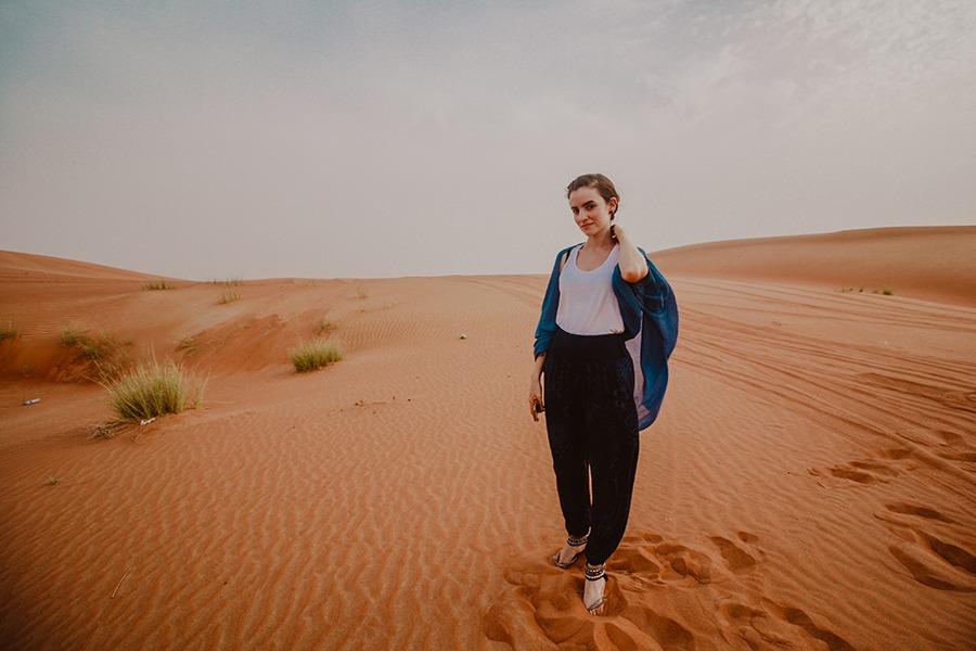 пустинно сафари